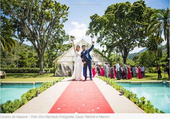 Confira aqui as melhores dicas na hora de planejar o seu casamento
