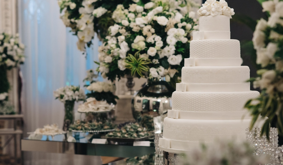Decoração: as 10 flores mais usadas em casamentos