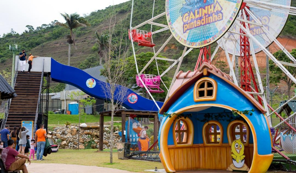 Vila da Galinha Pintadinha no Castelo de Itaipava: diversão para as crianças em dezembro