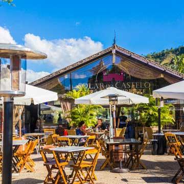 Gastronomia: os restaurantes do Castelo de Itaipava