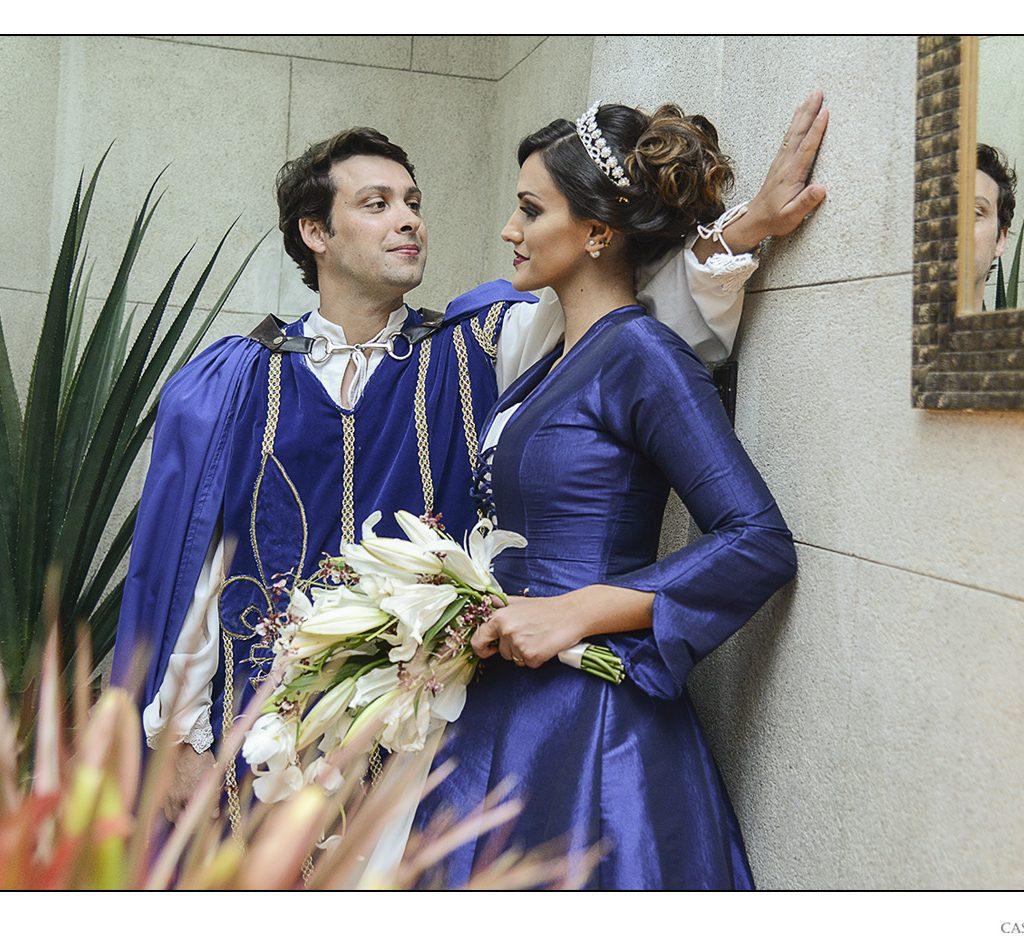 Casamento temático: decor original e cheia de personalidade